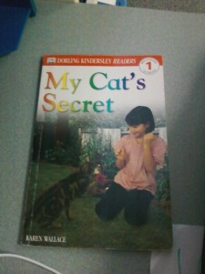 My Cat's Secret